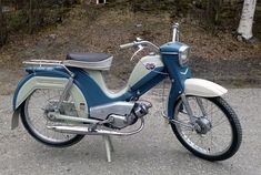 Tunturi -65 Moped Scooter, Vespa, Vintage Cars, Retro Vintage, Honda Cb, Sidecar, Finland, Vintage Posters, Cars And Motorcycles