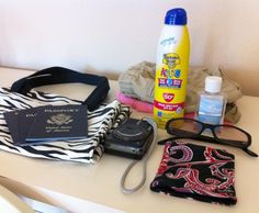 What to Pack in a Cruise Day Pack