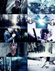 The Guardians of Childhood Fancasts Thomas Brodie-Sangsteras Jack Frost