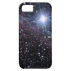 NASAs Veil Nebula iPhone 5 Case