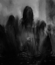 Twisted nightmares beautiful dark art, deep art, dark fantasy art, something wicked, Arte Horror, Horror Art, Scary Art, Creepy, Anime Comics, Natur Wallpaper, Beautiful Dark Art, Dark Drawings, Dark Photography