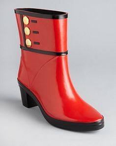 kate spade new york Short Rain Boots - Parsipanny - Shoes - Bloomingdale's