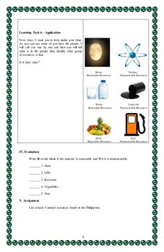 Detailed lesson plan in Science 3 4a's Lesson Plan, Lesson Plan Examples, Lesson Plan Format, English Lesson Plans, Daily Lesson Plan, Science Lesson Plans, Earth Science Lessons, Math Lessons, Survival Kit For Teachers