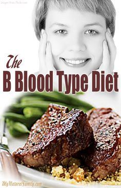 B Blood Type Diet