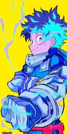 Izuku Midoriya • My Hero Academia