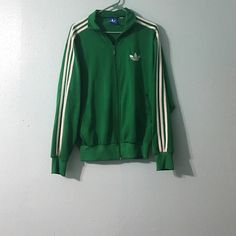 Adidas green track suit. Adidas green track suit. Worn a handful of times will post additional pictures upon request. Adidas Other