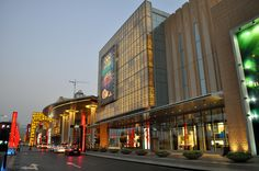 shopping mall landscape - Google Search