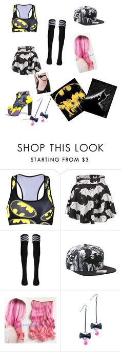 """Untitled #313"" by mrslunarose ❤ liked on Polyvore featuring tyes.by.tara"