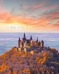 Hohenzollern Castle ~ Germany