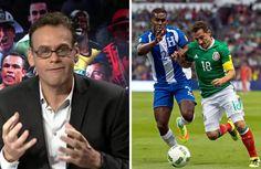 """Las críticas de Faitelson a la selección mexicana: """"Se gana con fútbol, no con el estadio"""" El comentarista de ESPN se refiere al posible cambio de estadio en la hexagonal.  David Faitelson arremetió contra México días después de empatar con Honduras en el estadio Azteca."""