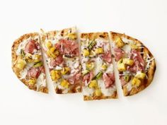 Get this all-star, easy-to-follow Grilled Hawaiian Pizza recipe from Food Network Kitchen