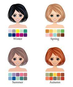 spring color palette color me beautiful Color Me Beautiful, Wardrobe Color Guide, Cool Winter, Color Combinations For Clothes, Braces Colors, Seasonal Color Analysis, Colors For Skin Tone, Hair Colors, Beauty Illustration