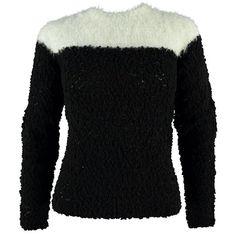 Maglia bicolor effetto orsetto Brave Soul. Disponibile in 2 varianti colore - € 29,90 | Scegli il tuo outfit su www.nico.it - #knit #moda #maglioni #fashion #fall_musthaves #fall #nicoit