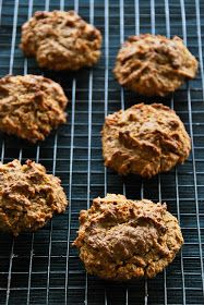a kitchen cafe: Paleo Maple Coconut Breakfast Cookies