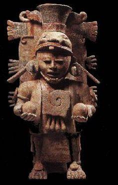 Terracota maya