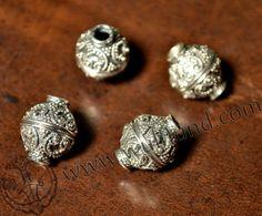 SILVER SLAVIC GOMB, silver 925