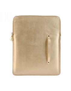 Gold case, Mink Design