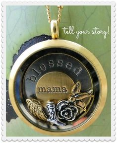 Memory Keepers ~ #OrigamiOwl Living Lockets ~ Bren Yule #giftcertificates