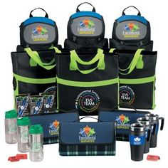 Environmental Services: Capable, Caring, Committed 36-Gift Raffle Pack