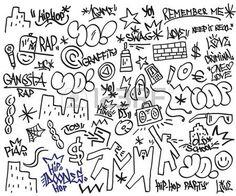 hip hop: rap, hip hop - scarabocchi