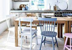 Country og den landlige stil er en overset stilart i Danmark. Vi har fundet 15 køkkener, som vil omvende dig og få dig til at drømme om grønt græs, jordbær og lune sommeraftener.