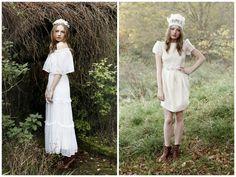 Bridal Style: Minna Bridal 2013 – Bohemian Inspired Bridal Wear