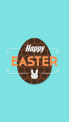 Happy #Easter mobile #wallpaper - @mobile9
