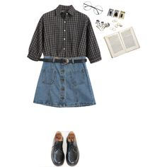 oh by treeriam on Polyvore
