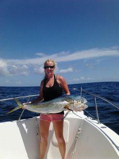 Amanda #fish #fishing #NC
