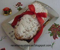 A melhor e mais fácil receita de Stollen que já fiz!!! Mais uma sugestão para o seu Natal! Desde 1474, o Stollen mais famoso é feit...