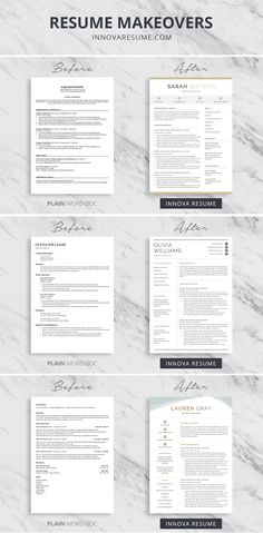 31 best resume templates images on pinterest creative resume