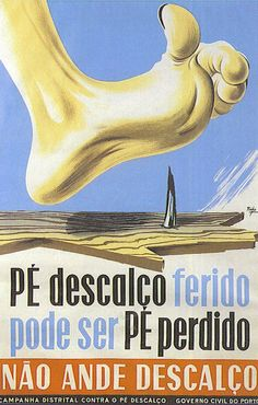Campanha distrital contra o Pé Descalço, Porto, 1958-11- 10 - 1958-12-13