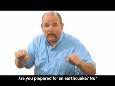 Check out DEAF Inc's Earthquake Preparedness Video for the deaf and hard of hearing.