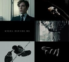 Tom Marvolo Riddle 2/2