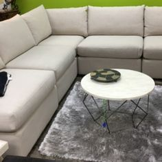 Bett 5 Piece Sectional Sofa