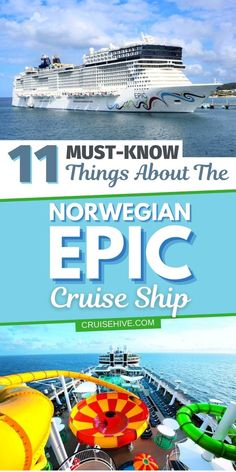 Check these must-know things about the Norwegian Epic cruise ship operated by Norwegian Cruise Line, she's in a class of her own! #cruisetips #cruise #cruisetravel #cruises Top Cruise, Best Cruise, Cruise Port, Cruise Travel, Cruise Vacation, Hawaii Travel, Asia Travel, Travel Tips, Best Vacation Destinations