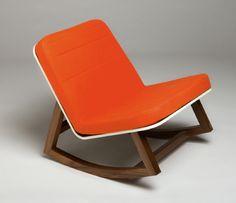 Rocking chair / Lagomorph