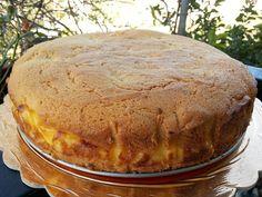 mari plateau: Κέικ για το τσάι με κρέμα custard!