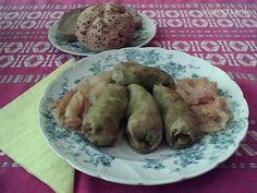 Zemplínske holúbky (fotorecept) - recept   Varecha.sk Thing 1, Ale, Chicken, Meat, Food, Red Peppers, Ale Beer, Essen, Meals