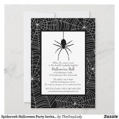Halloween Ball, Halloween Images, Halloween Cards, Custom Invitations, Invitation Cards, Birthday Invitations, Invites, Halloween Costume Party Invitations, Colored Envelopes