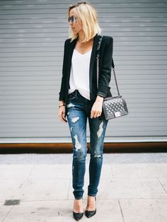 look-blogueira-jacey-duprie-jeans-rasgado