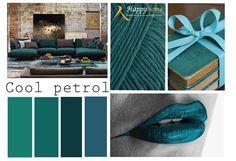 kleur – Happy at Home Color Combos, Color Schemes, Teal House, Color Balance, Vintage Room, Reno, Colorful Decor, Wabi Sabi, Trees To Plant