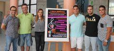 SALOBREÑA. Artistas locales se unen el próximo viernes,23 de septiembre…