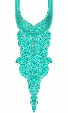 Now you can enjoy our Premium Range Embroidery Designs of Neck Embroidery On Clothes, Embroidery Works, Custom Embroidery, Beaded Embroidery, Embroidery Designs Online, Machine Embroidery Designs, Embroidery Patterns, Tambour Beading, Lace Flowers