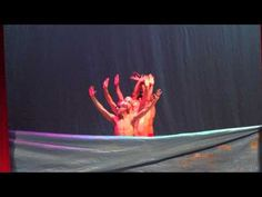 ▶ Synchronized Swimming Talent Show Act - YouTube