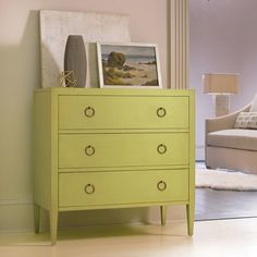3 drawer chest 35 w -- comes in many colors