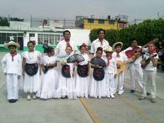 Conjunto Jarocho y Grupo de Danza Folcklorica
