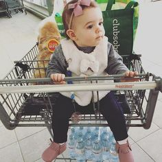 100th trip to the grocery store this week. Getting stuff for this girls birthday party tomrrow #harperturnsone #partynumber2 #sweetnswag