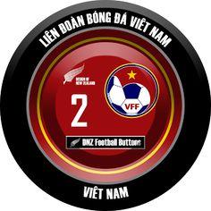 DNZ Football Buttons: Seleção do Vietnã