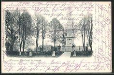 Alte Ansichtskarte: AK Sasbach, Turenne-Denkmal
